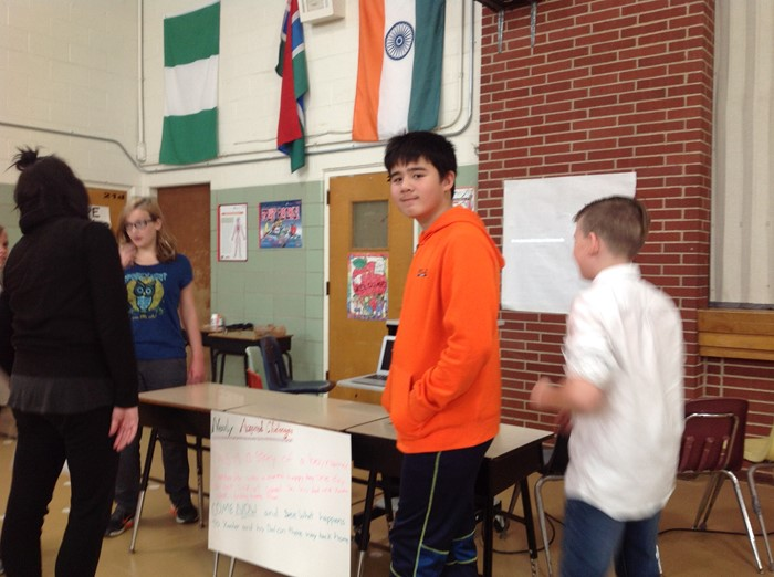students showing pbl on disabilities