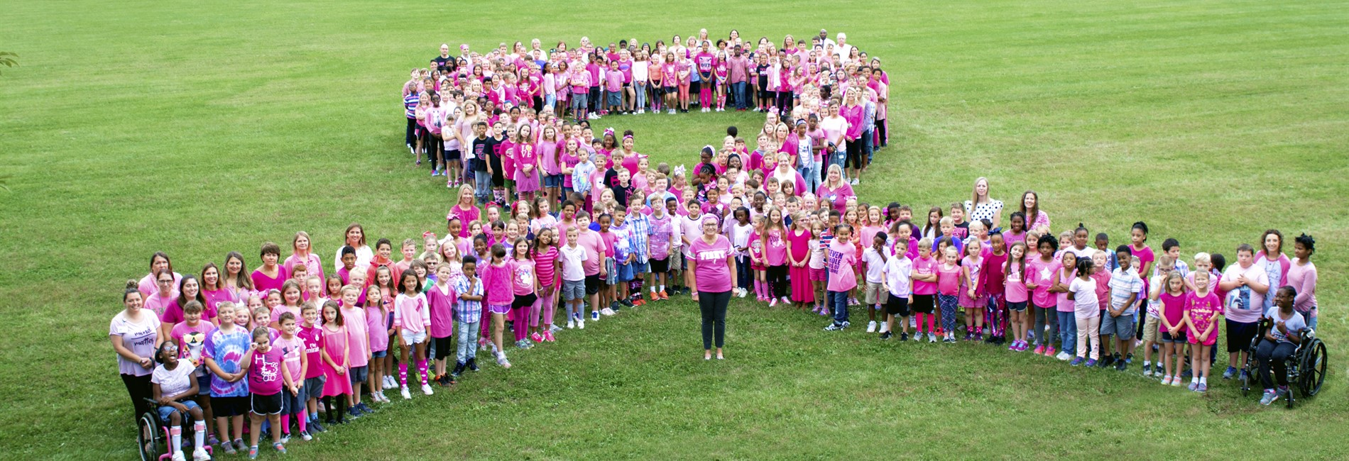 Pink Ribbon of Students