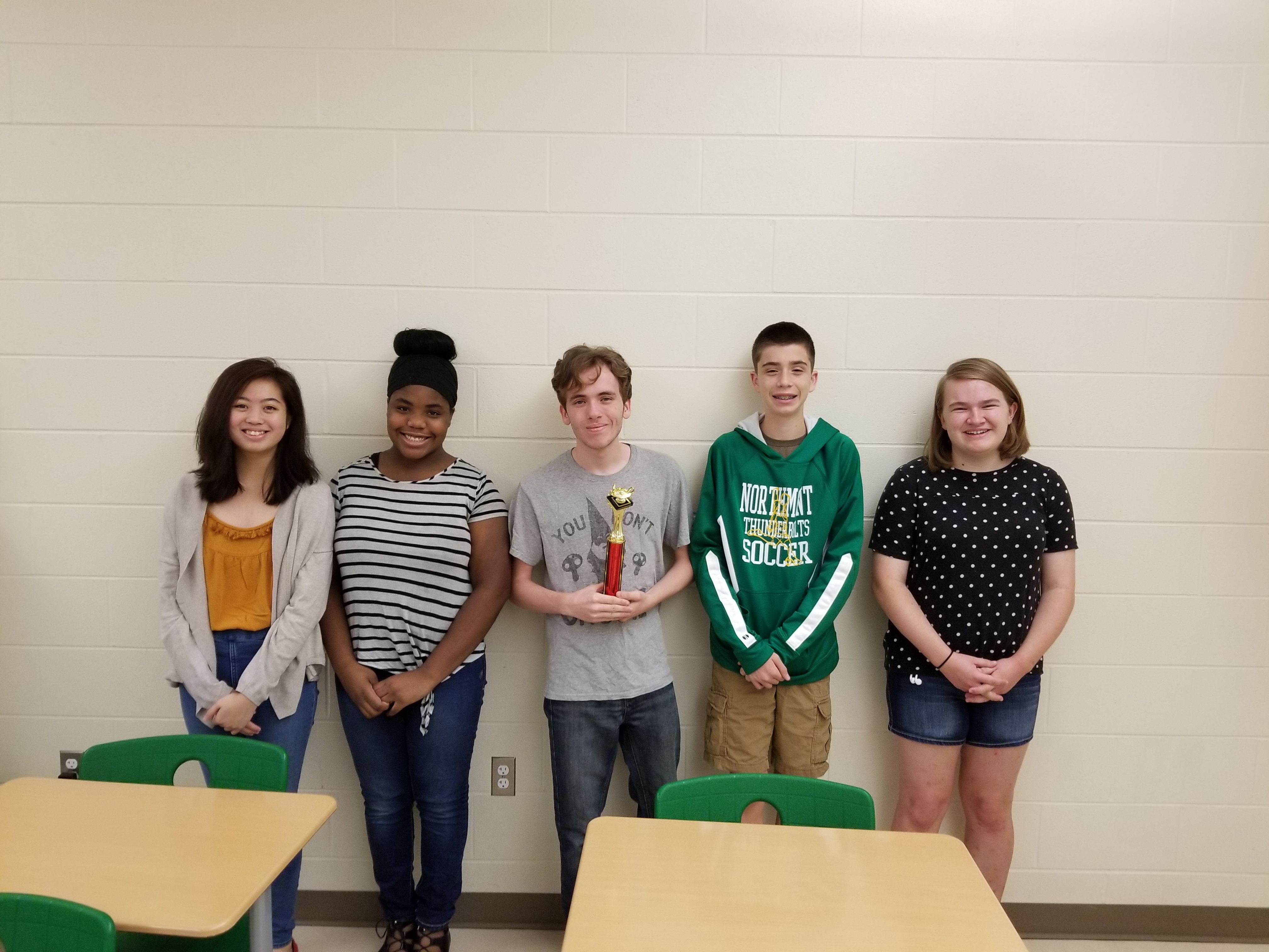 Picture of Northmont Academic Challenge Team